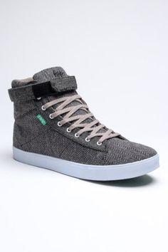 Herringbone Sneaker.