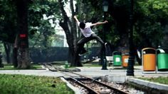 """Hello my Friend"" by Charles Lanceplaine. A 2 weeks trip in Vietnam and Thailand with the Vagabond skate team."