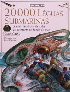 20 000 Léguas Submarinas - Livros na Amazon.com.br