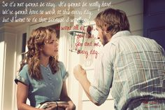 The Notebook - Quote | Flickr - Photo Sharing!