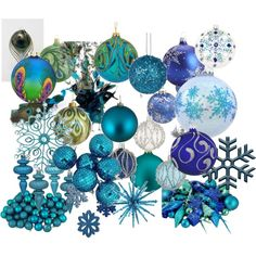 christmas ornaments peacock | ... ornaments, christmas tree ornaments and christmas home decor. Browse
