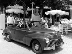 #Peugeot 203 Cabrio