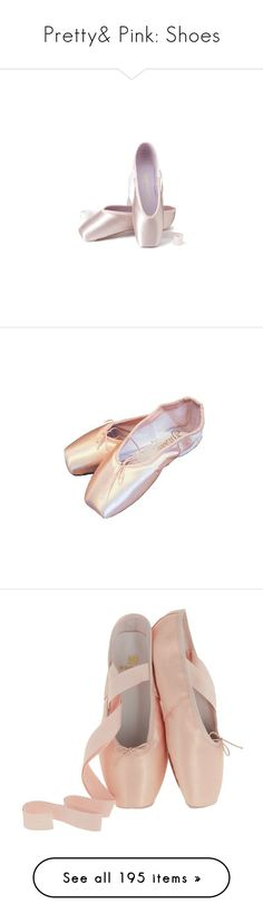 """Pretty& Pink: Shoes"" by bubblegumbae ❤ liked on Polyvore featuring shoes, flats, ballet, dance, flat shoes, flat ballet pumps, ballerina flats, ballerina shoes, ballerina flat shoes and skimmer shoes"