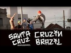 Santa Cruz Presents: Cruz'in Brazil - http://DAILYSKATETUBE.COM/santa-cruz-presents-cruzin-brazil/ - http://www.youtube.com/watch?v=0eSShCsnlmY&feature=youtube_gdata  The Santa Cruz Team joins forces with Drop Dead Distribution to shred Brazil's savage concrete pits and stoke their fans out! Featuring: Emmanuel Guzman, Eri... - brazil, cruz, Cruz'in, presents, santa