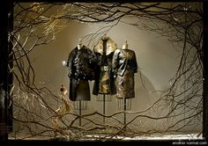 Bergdorf Goodman....lighting is so important!