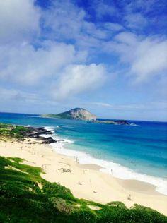 Makapu'u. One of my favorite beaches on the island with the best sunrises. #hawaii