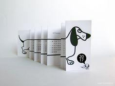 Calendario 2017 stampabile da muro o scrivania di iFiglideiFiori