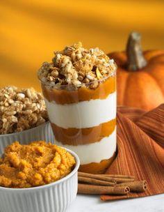 Gluten Free Au Naturel Pumpkin Parfait | Udi's® Gluten Free Bread