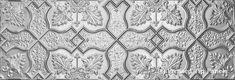 Pressed Tin Panels Shield Design Full Panel