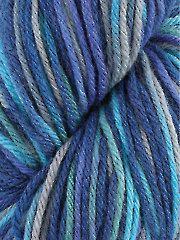 Worsted & Aran Weight Yarn - Berroco® Vintage® Colors Lakeside