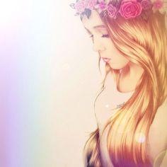Kristina Webb Disney Princesses selfie!!
