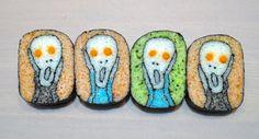 """Smile Sushi"" Wow."