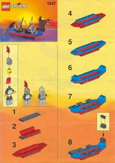 BrickLink Reference Catalog - Instructions - Category Castle