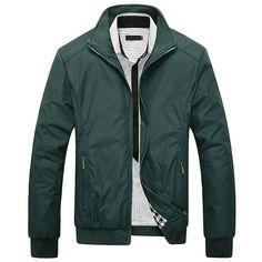 TANGNEST Men's Jackets Men's New Casual Jacket High Quality Spring Regular Slim Jacket Coat For Male Wholesale MWJ682
