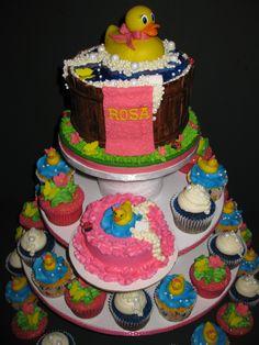 Rosa's rubber ducky birthday