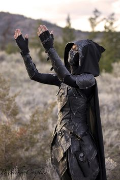 Awesome Skyrim Cosplay!