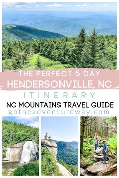 Looking for a new adventure? This super detailed North Carolina Mountain Travel … North Carolina Day Trips, North Carolina Beaches, North Carolina Mountains, Western North Carolina, North Dakota, Beautiful Places To Visit, Cool Places To Visit, Places To Go, Nc Mountains