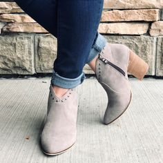 4da1d7346a5 Apricot Lane Des Moines · Shoe Obsessed! STRUT WITH ME BOOTIE . . . . .   booties  fallfashion  ontrend
