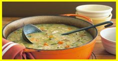 weight watchers recipes: weight watchers best recipes   Chicken Vegetable Soup PointsPlus+ = 3
