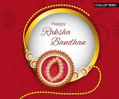 Let's celebrate #strong ties & #special bonds.   ColorBar wishes you all a very Happy #Raksha #Bandhan!