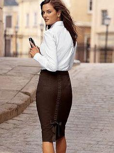 Style Corner for you : Falda tubo