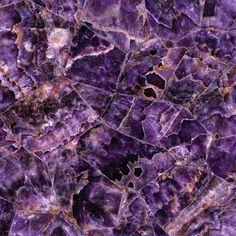 amazing purple stones!