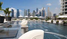 The Top Five Hotel Pools in Singapore: The Mandarin Oriental  Read: http://www.destinasian.com/countries/east-southeast-asia/singapore/top-5-singapore-hotel-pools/