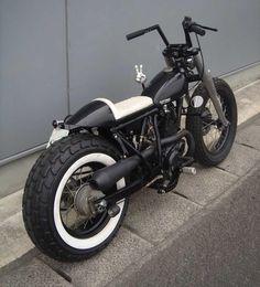 tw200 - custom