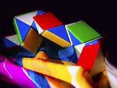 Photo by Elisabeta Vlad Color Splash, Cube, Origami, Paper, Crafts, Photography, Manualidades, Photograph, Paint Splats