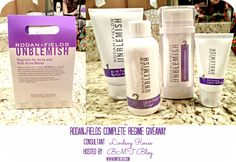 Blessings, Miracles,  in Between: Rodan+Fields - Review & Giveaway!!