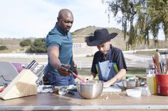 Kids BBQ Championship: Season Two for Grilling Competition Series - canceled + renewed TV shows - TV Series Finale Kids Baking Championship, Cooking Competition, Oil News, Baking With Kids, New Series, Food Network Recipes, Grilling, Bbq, Tv Shows