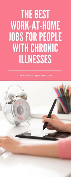 work at home for people with chronic illness