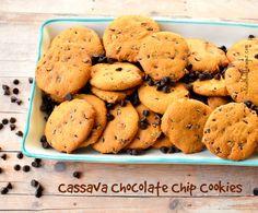 Recipe: Cassava Flour Chocolate Chip Cookies (Paleo) post image