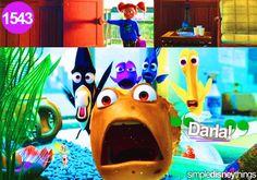 Disney Finding Nemo Darla