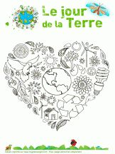1000 images about jour de la terre on pinterest earth day earth day activities and free french. Black Bedroom Furniture Sets. Home Design Ideas