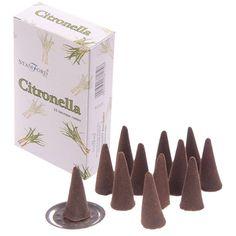 Stamford+Hex+Incense+Cones+-+Citronella
