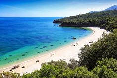 And the best european beach is… Galapinhos – Lost in Lisbon? Algarve, Portugal Vacation, Portugal Travel, Las Azores, Santiago Do Cacem, Parque Natural, Playa Beach, Most Beautiful Beaches, Surf Girls