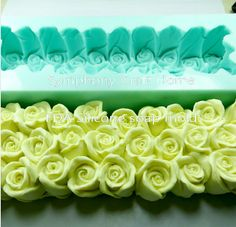 Loaf rose silicone mold Rose silicone mold by SymphonyCraftHome