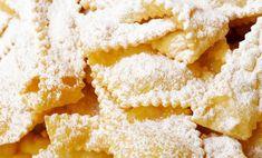 Dolci di Carnevale non fritti: le chiacchiere light cotte la forno!   Cambio cuoco