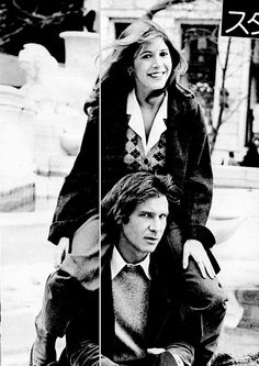Carrie Fisher Harrison Ford, Bunker, Marry Me, Shed, Star Wars, Stars, Random, Movies, Films