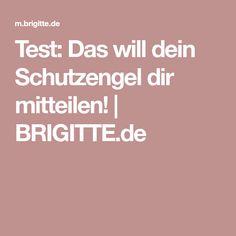 Test: Das will dein Schutzengel dir mitteilen! | BRIGITTE.de