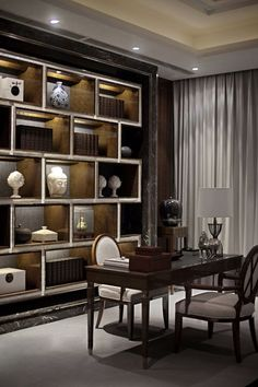 Magnificent 65 Best Luxury Modern Custom Desks Designlush Images Onthecornerstone Fun Painted Chair Ideas Images Onthecornerstoneorg