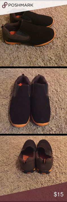 Boy suede loafers Boys suede loafers Eddie Bauer Shoes