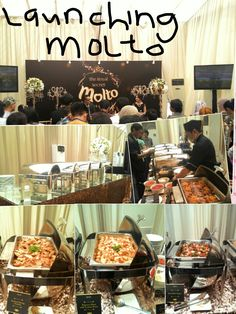 Presscon The Royal Secret #Molto Black & Gold #PorticoFunction #jakarta #senayancity