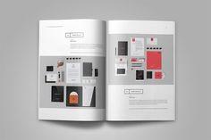 Graphic Design Portfolio Template - Brochures - 7
