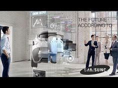 The Future According To Samsung - YouTube