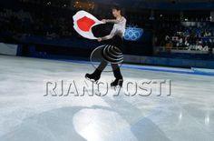 2014 Winter Olympics. Figure skating. Men. Free skating program