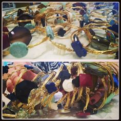 Bangles!  $14.00 each or 4 for $48 on-a-string.com