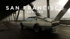 San Francisco Skyline by Petrolicious. On a dark, drizzly day in the San Francisco Bay Area, Petrolicious caught up with Ivan Jaramillo, the owner of not just one, but two Skylines: the Hakosuka and the Kenmeri.  With epic histories, straight sixes and little effort, both cars roared through redwood groves and past horse ranches on Lucas Valley Road before posing for their close ups along the bay.  In this feature interview, Ivan passionately describes his love of Japanese automobiles and…