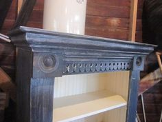 Hand Made Bookshelf from Architectural by thegypsytrunkvintage